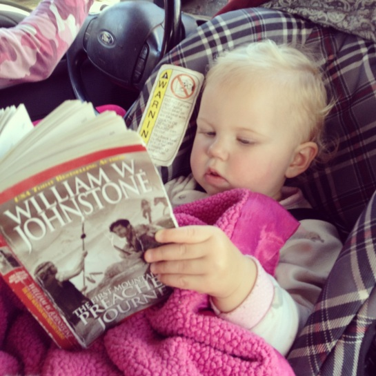 Johnstone's Youngest Reader
